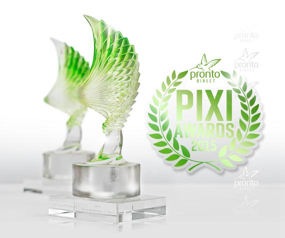 Printing Innovation with Xerox Imaging Trophies