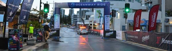 Ocean Ride on the Gold Coast Sponsored by Pronto Direct
