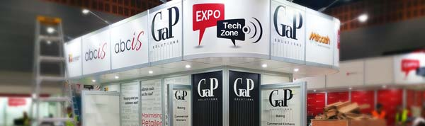 Expo Signage Printed by Pronto Direct